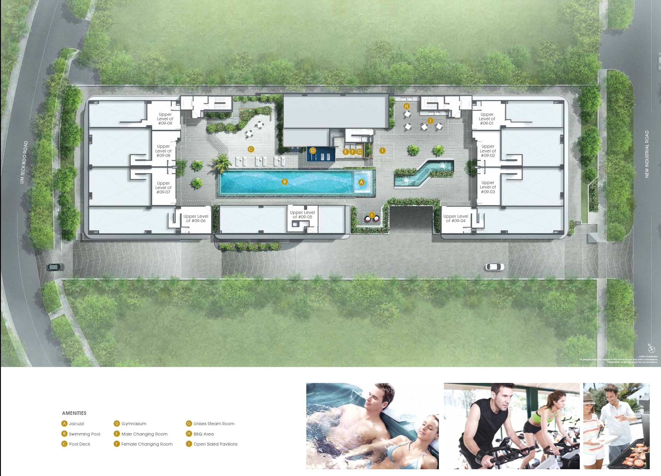 Novelty TechPoint site plan