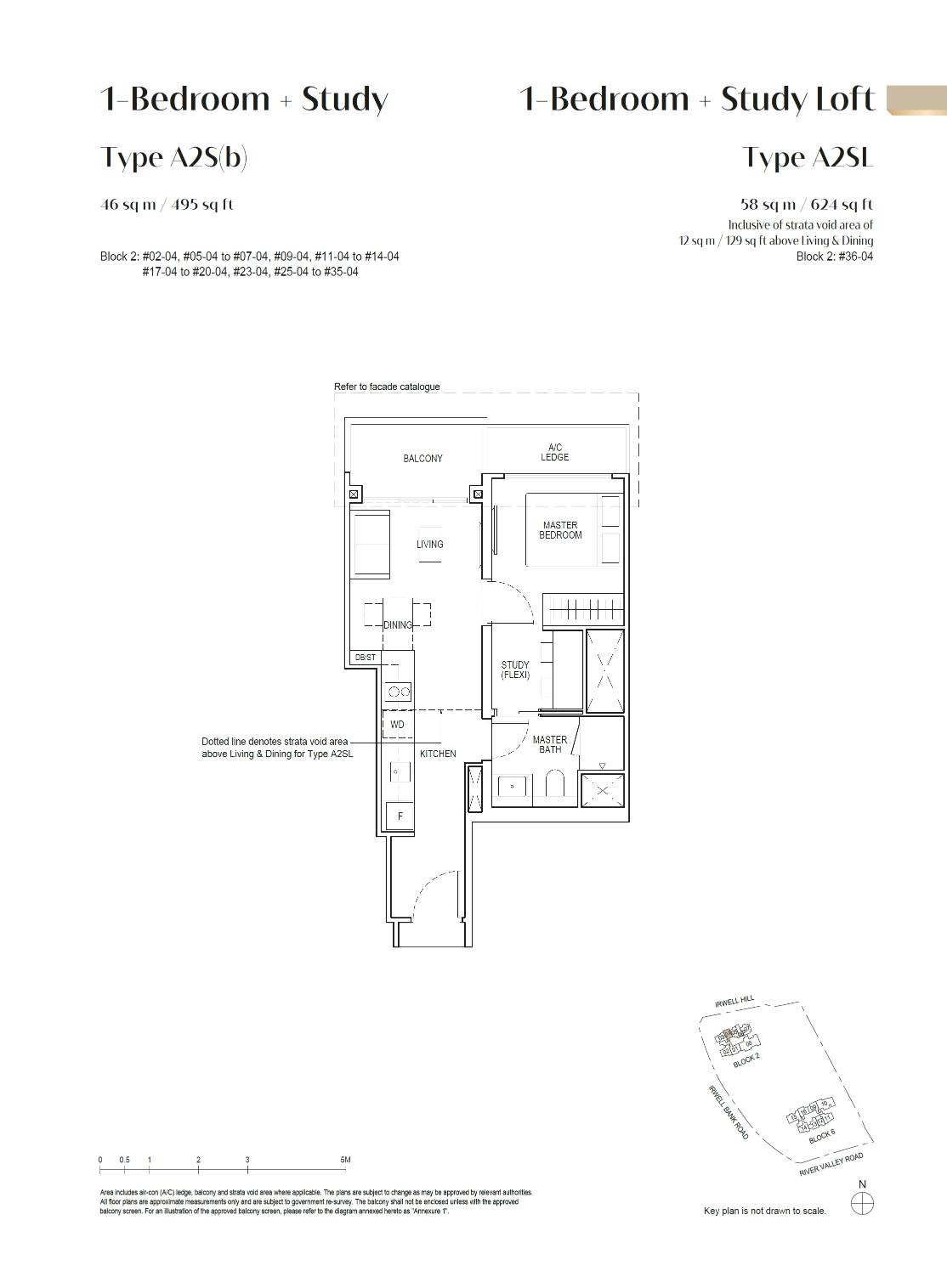 Site Plans Irwell Hill Residences