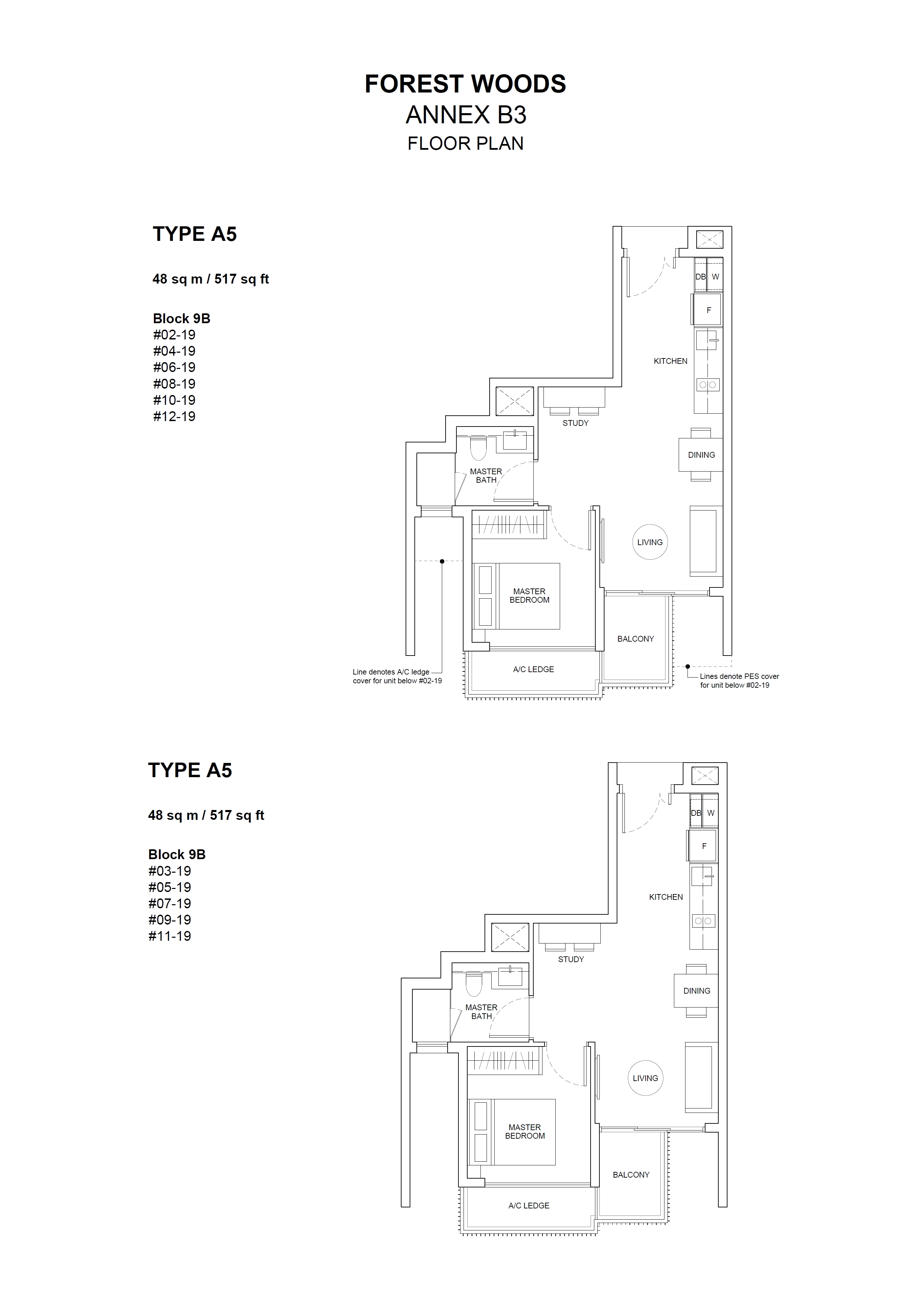 Site And Floor Plan Forest Woods Official Website