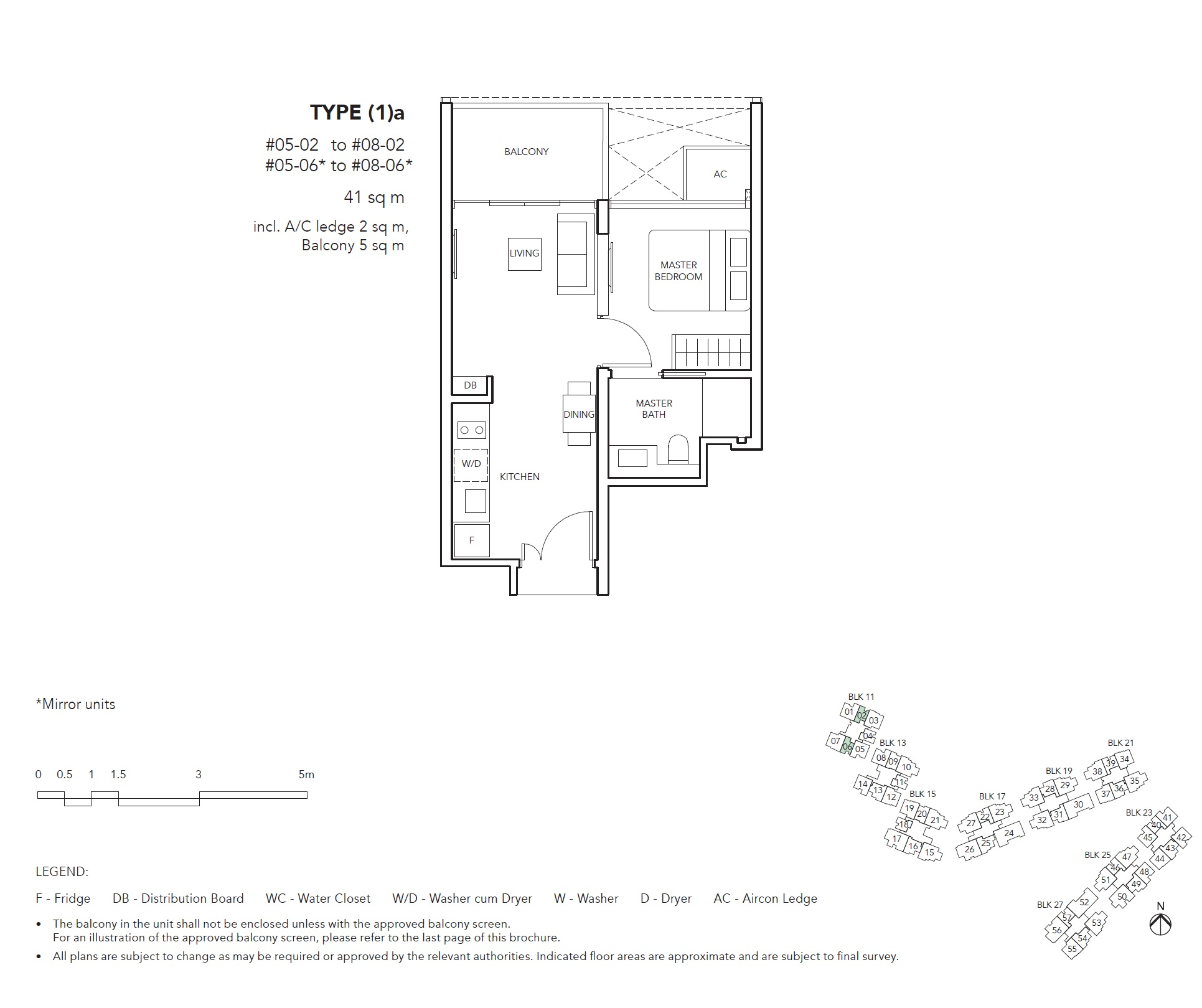 The Jovell Site Plans And Floor Plans