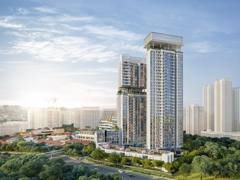 One Holland Village Residences (D10)