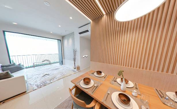 3D Virtual Tour of Treasure at Tampines 3 Bedroom Premium Type C9P