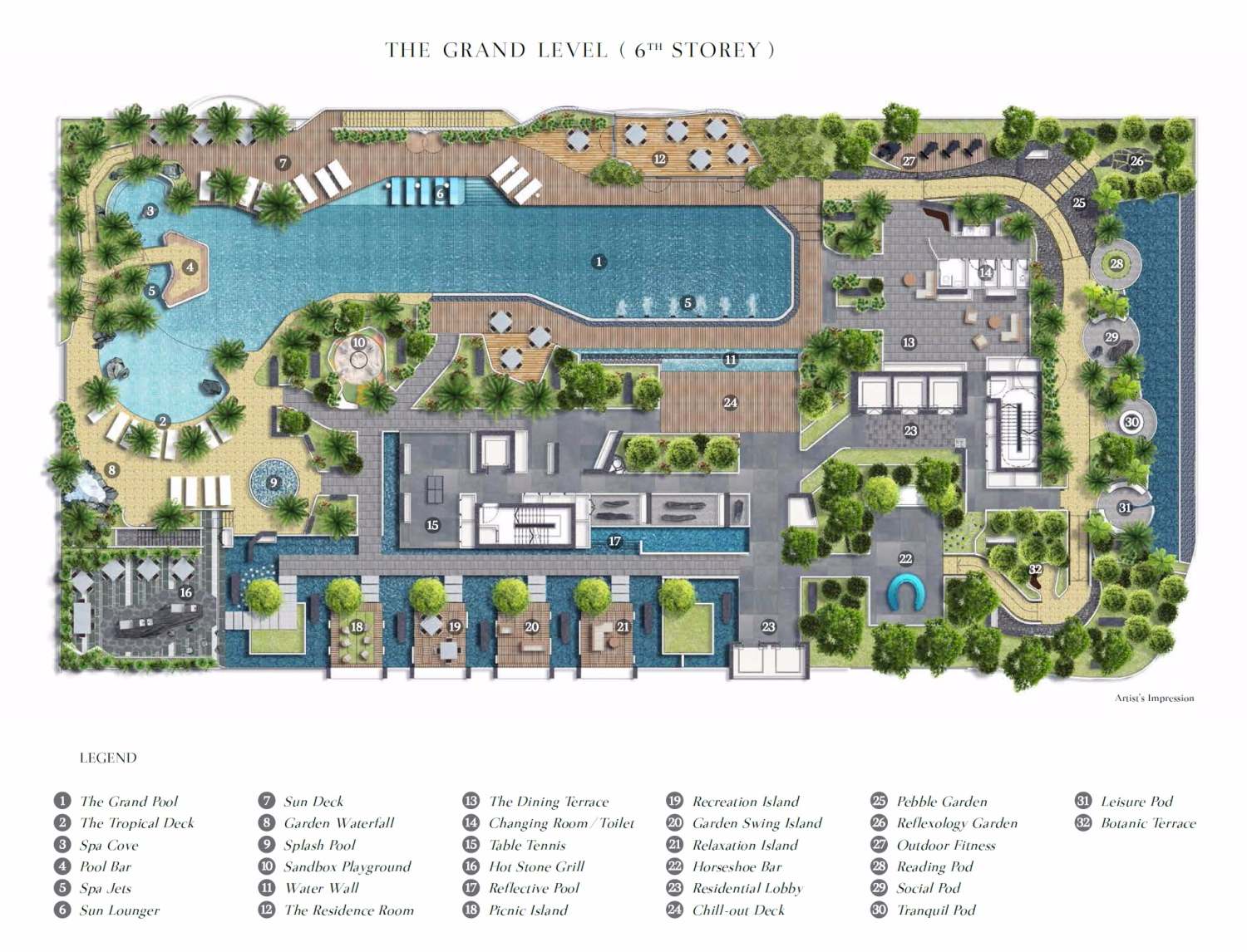 City Gate site plan