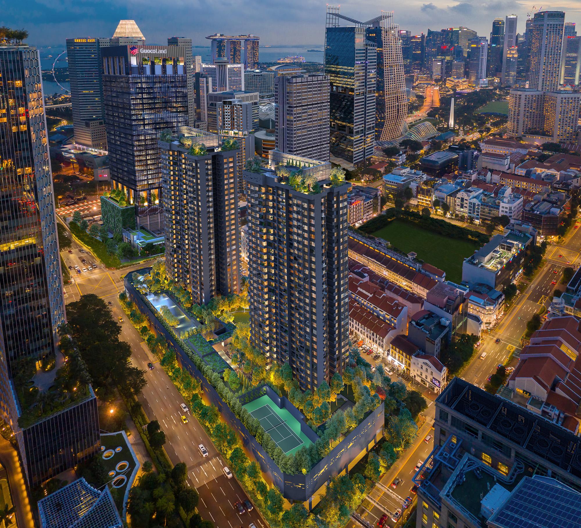 Midtown Modern 名汇庭苑