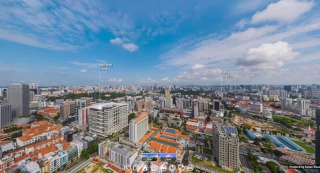 Virtual Drone Tour of Midtown Modern