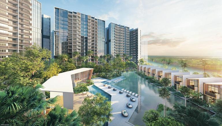 Riverfront Residences (D19)