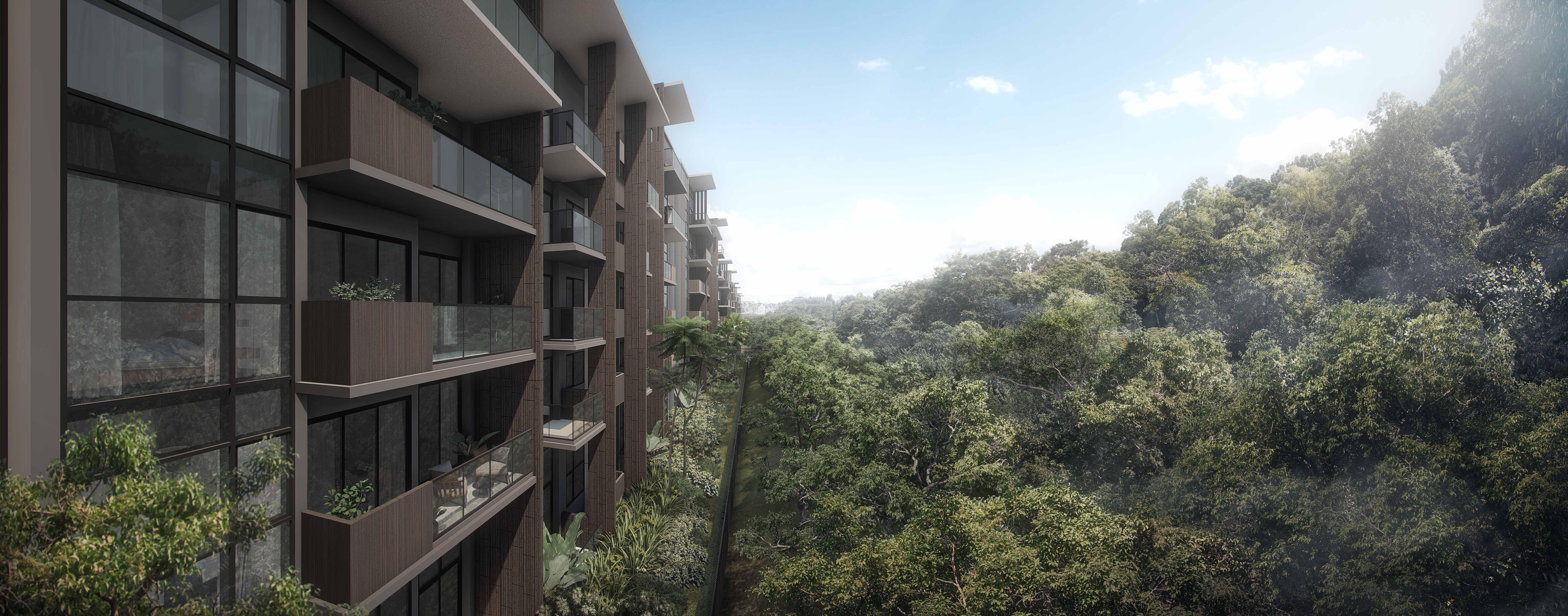 Kent Ridge Hill Residences image