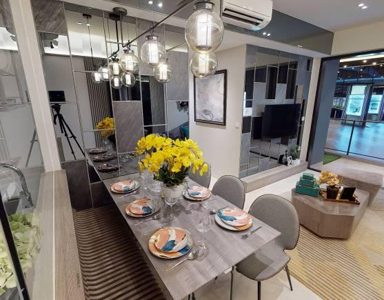 3D Virtual Tour of Kent Ridge Hill Residences 3 Bedroom Premium
