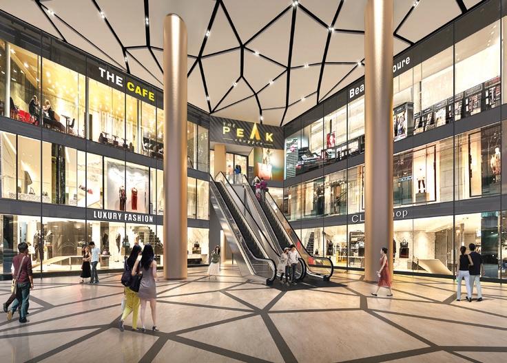 The Peak Shoppes @ Cambodia image