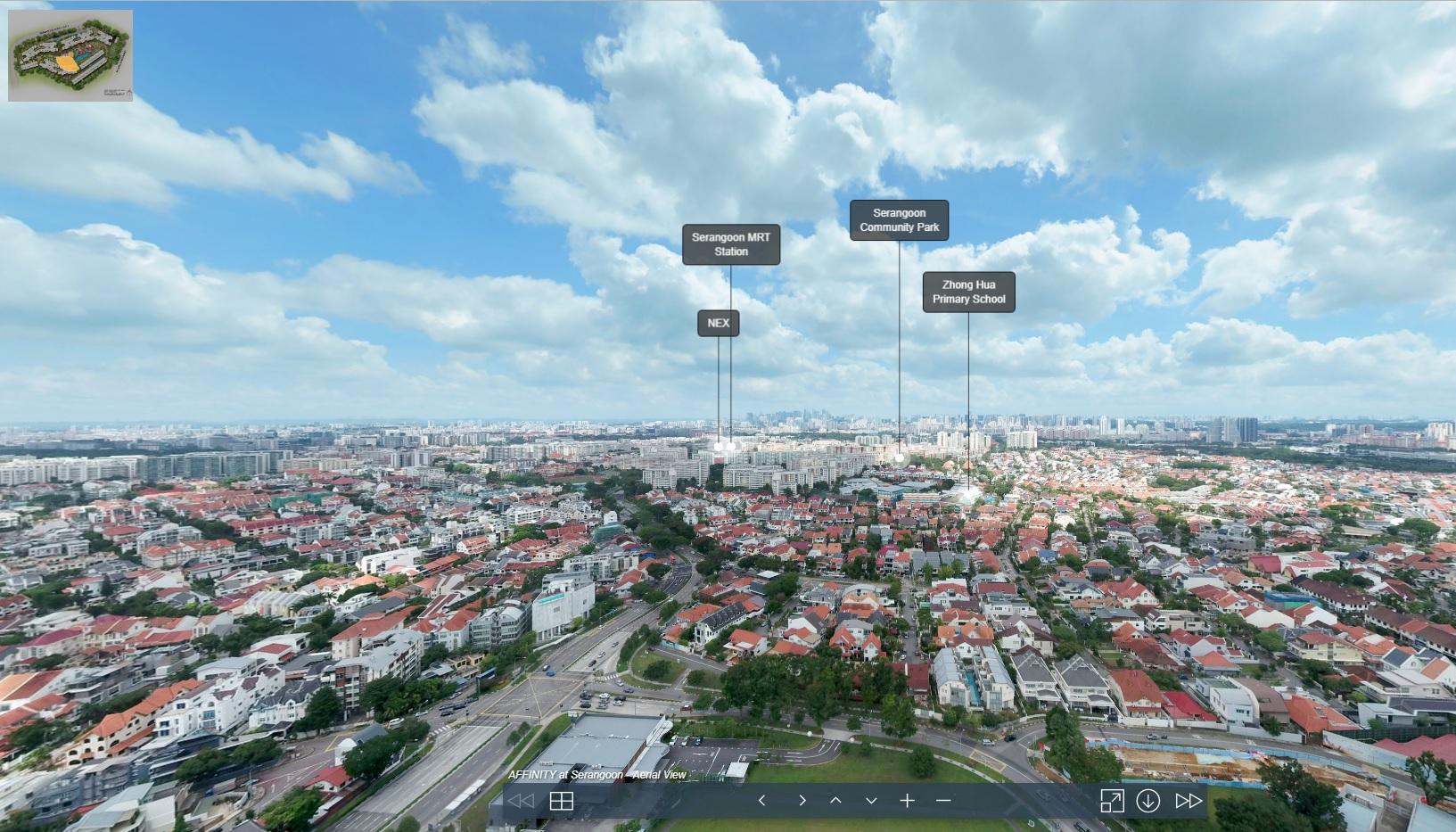 Interactive Drone of Affinity at Serangoon