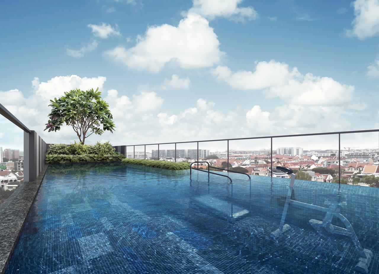 Parkwood Residences site plan