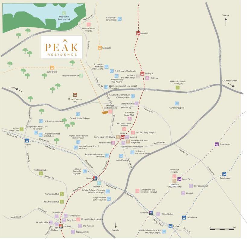 Peak Residence image
