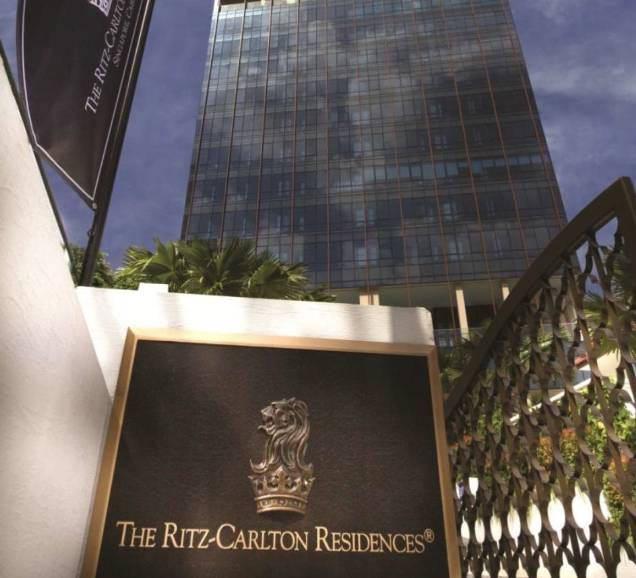 The Ritz-Carlton Residences (D09)