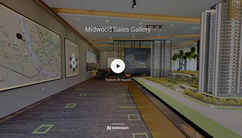 3D Virtual Tour of Midwood Sales Gallery
