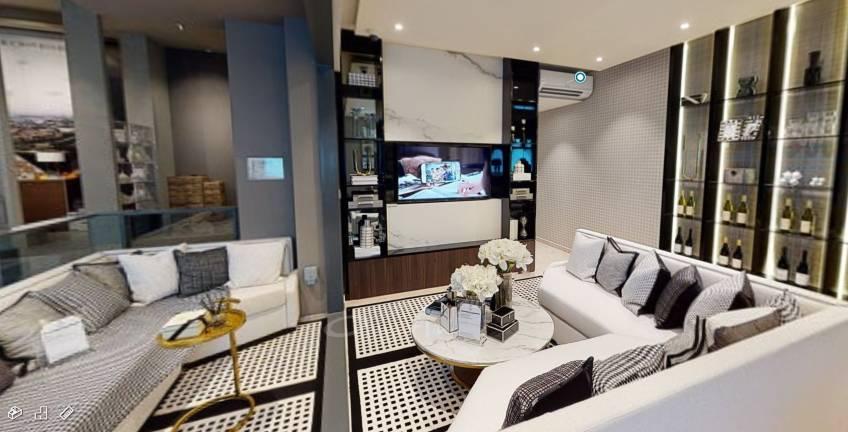 3D Virtual Tour of Parc Clematis 4 Bedroom Elegance Type 3BR-P1, 1292 sqft