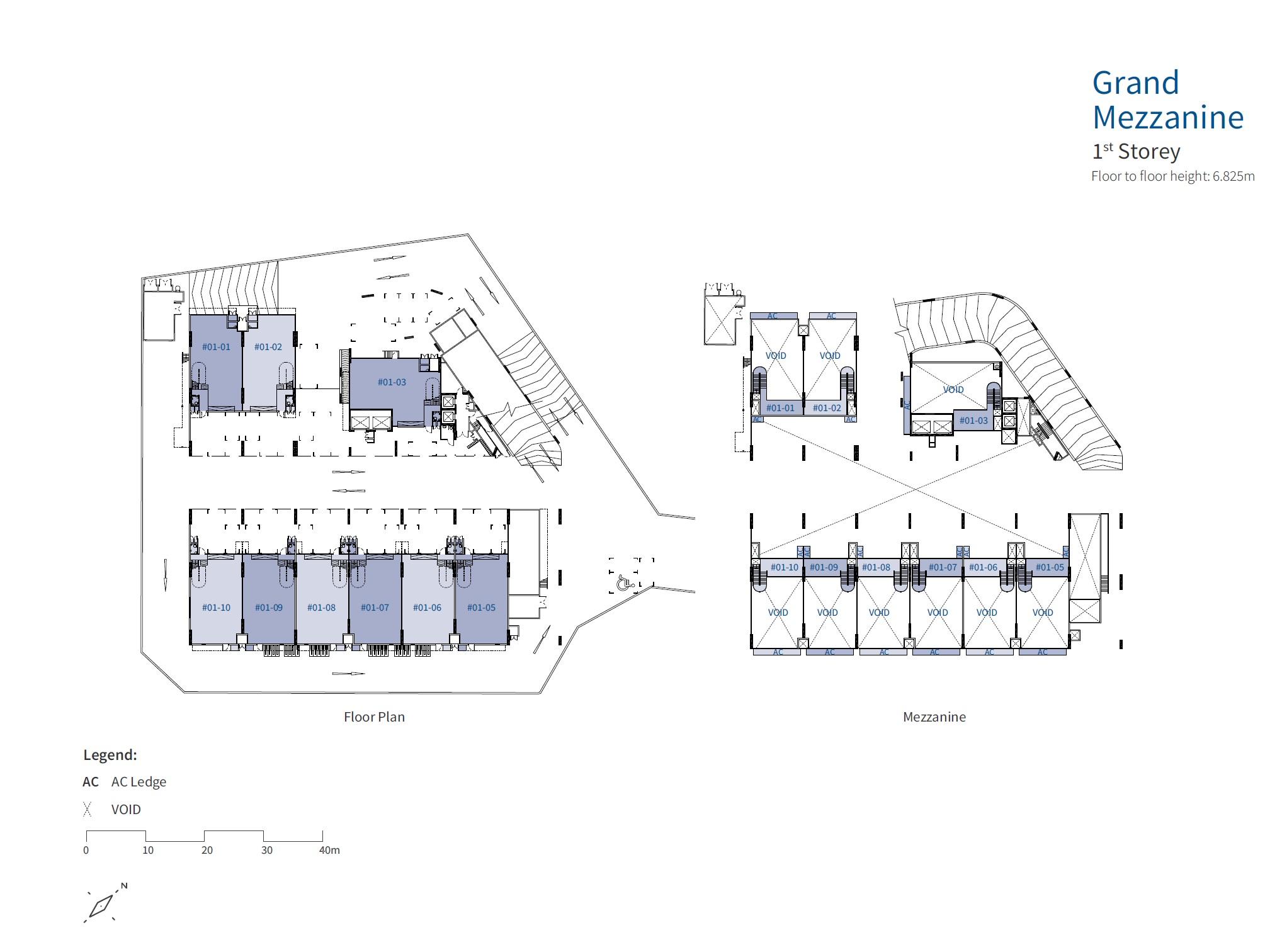 CT FoodChain site plan