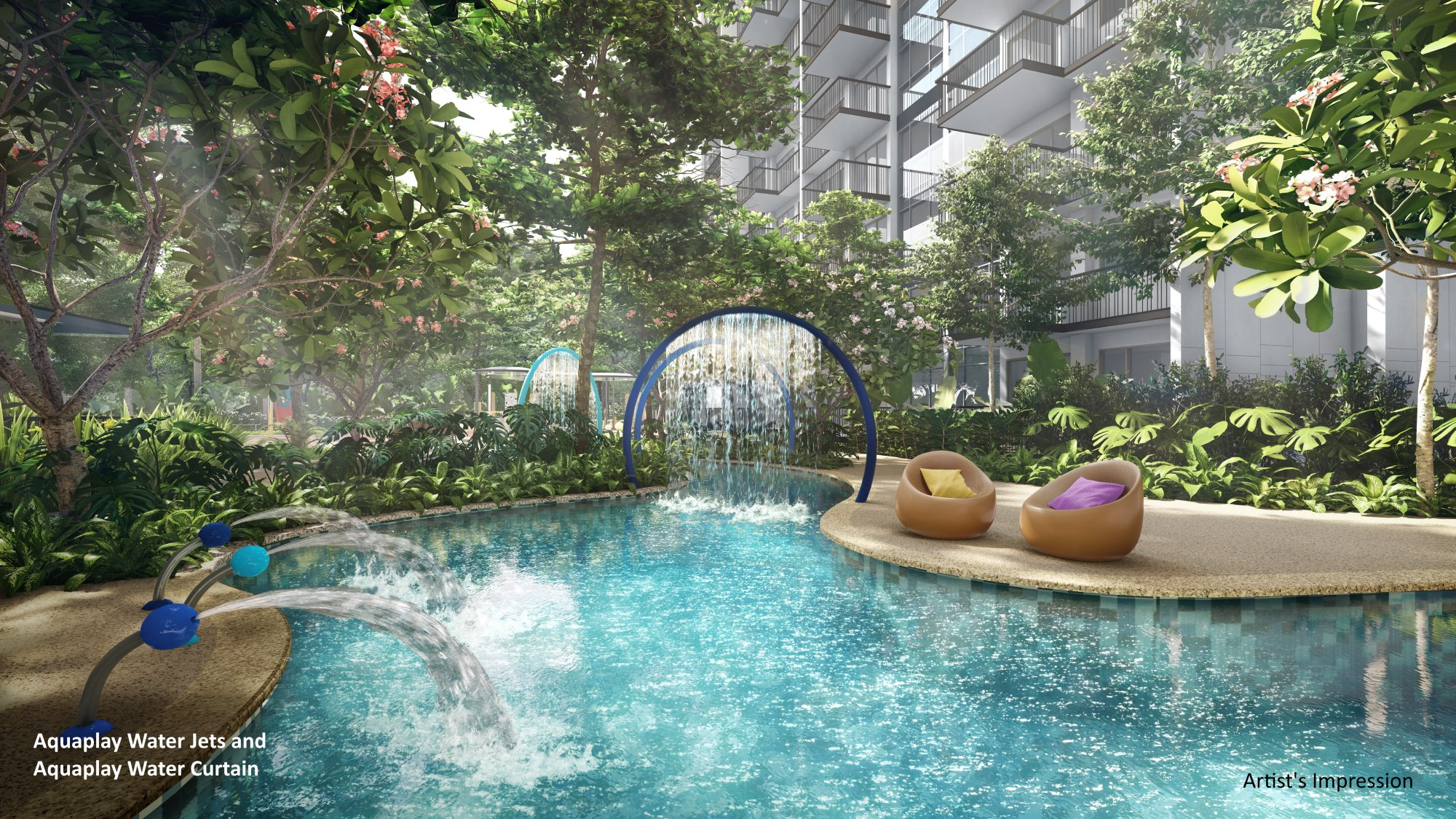 The Florence Residences 悦湖苑 image
