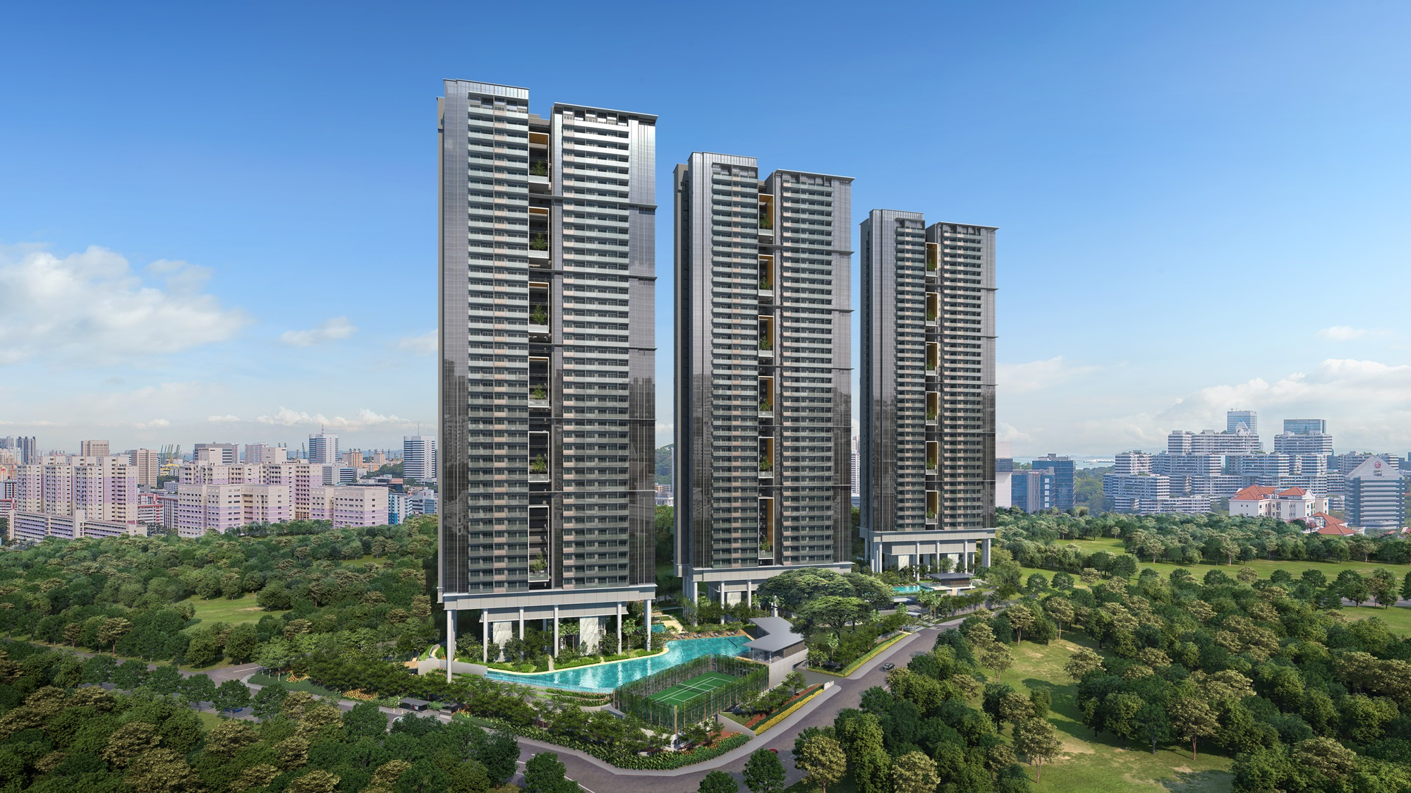 Stirling Residences image