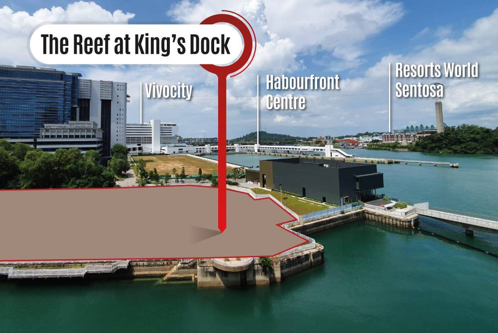 The Reef at King's Dock image
