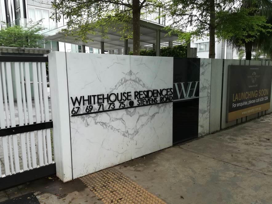 White House Residences image