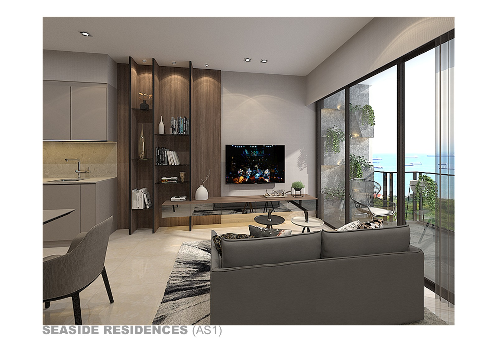 Seaside Residences image