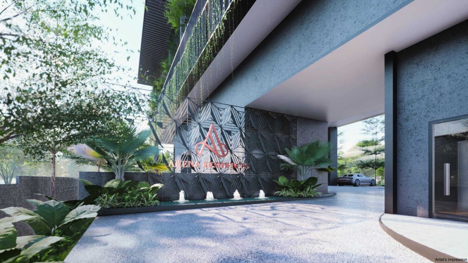 Arena Residences image