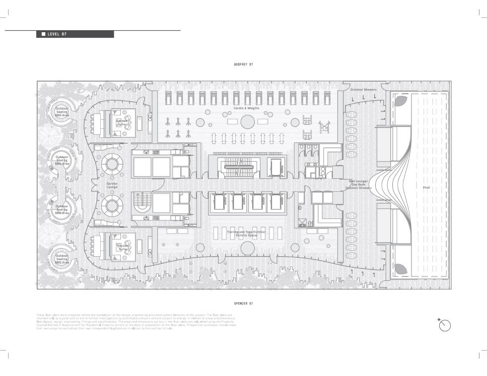 Premier Tower site plan